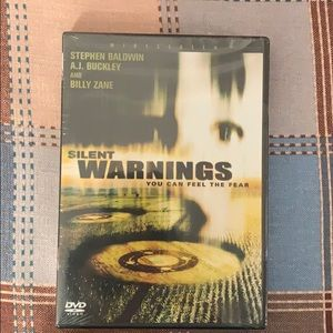 NWT Silent Warnings movie